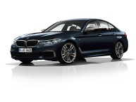 BMW M550d xDrive : le diesel le plus performant du marché