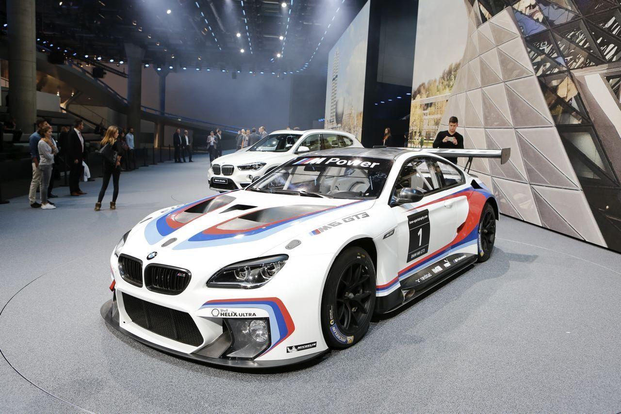 Fort Dodge Ford >> BMW M6 GT3 : la BMW Série 6 des circuits