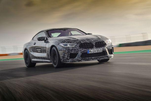 aae1b7d7937ea5 BMW M8   le coupé de 600 ch fera son entrée en 2019 - L argus