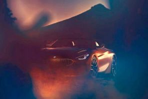 BMW ROADSTER CONCEPT 2017