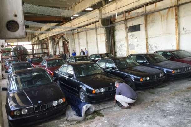 Garage Voiture Bmw