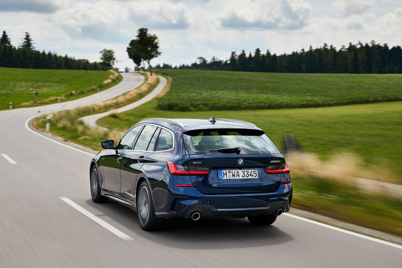 Essai BMW Série 3 Touring (2019) : pourquoi s'encombrer d'un ...
