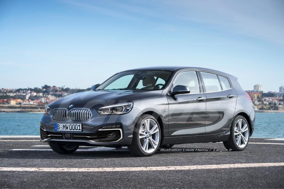 2018 Bmw 3 Series >> Nouvelle BMW Série 1 (2019) : premières indiscrétions... - Photo #8 - L'argus