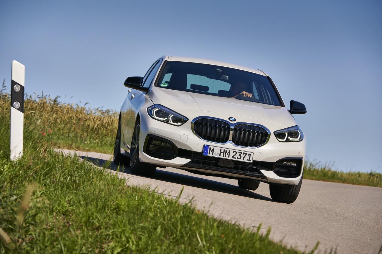 Essai BMW Série 1 (2019) : notre avis sur la nouvelle BMW 118d