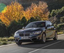 BMW S�rie 1 restyl�e 2015 : entre 150 � et 1 350 � plus ch�re