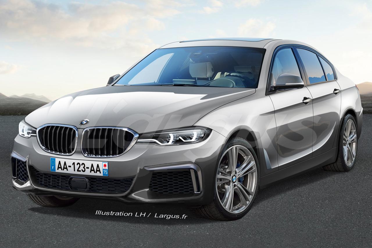 BMW Série 3 G20 (2019) : nos révélations sur la nouvelle ...