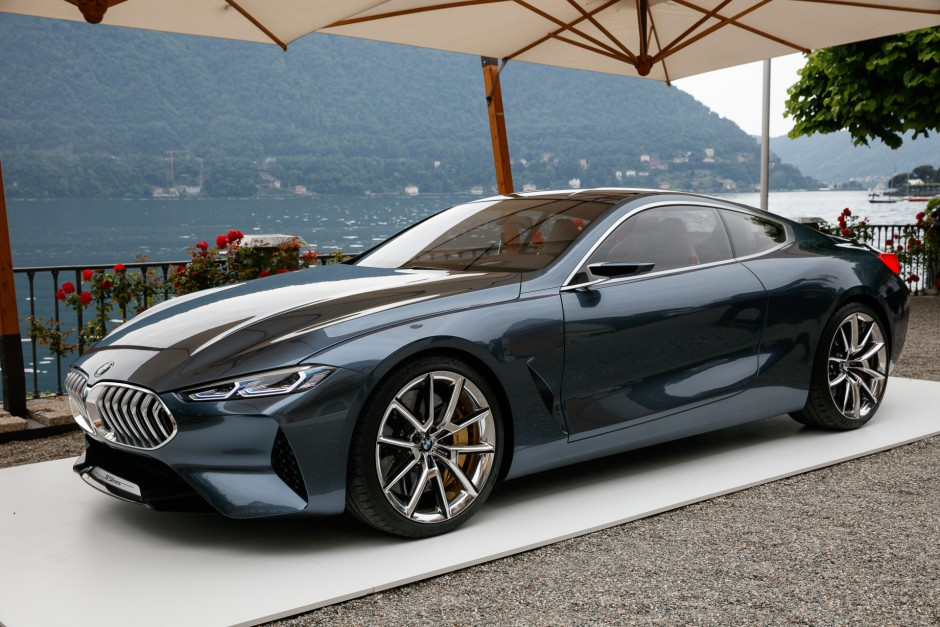 bmw s rie 8 concept et m8 les photos du futur coup s rie 8 photo 41 l 39 argus. Black Bedroom Furniture Sets. Home Design Ideas