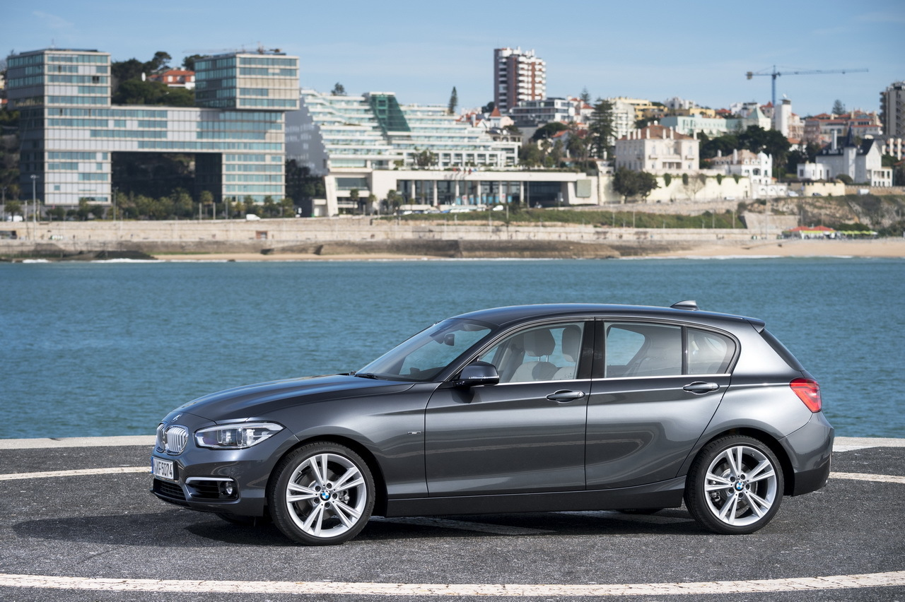 bmw 120d la nouvelle s rie 1 2015 l 39 essai photo 1 l 39 argus. Black Bedroom Furniture Sets. Home Design Ideas