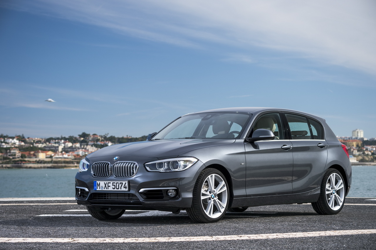 bmw 120d la nouvelle s rie 1 2015 l 39 essai photo 4 l 39 argus. Black Bedroom Furniture Sets. Home Design Ideas