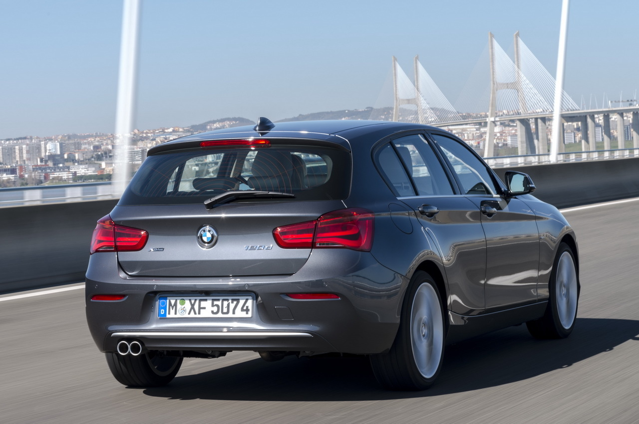 bmw 120d la nouvelle s rie 1 2015 l 39 essai photo 16 l 39 argus. Black Bedroom Furniture Sets. Home Design Ideas