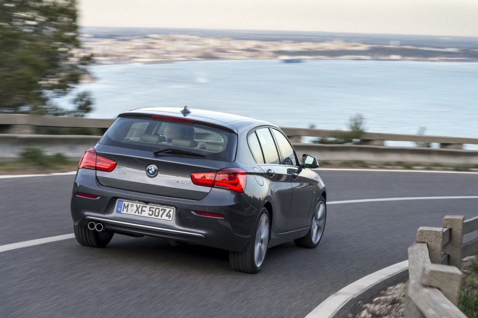 bmw 120d la nouvelle s rie 1 2015 l 39 essai photo 21 l 39 argus. Black Bedroom Furniture Sets. Home Design Ideas