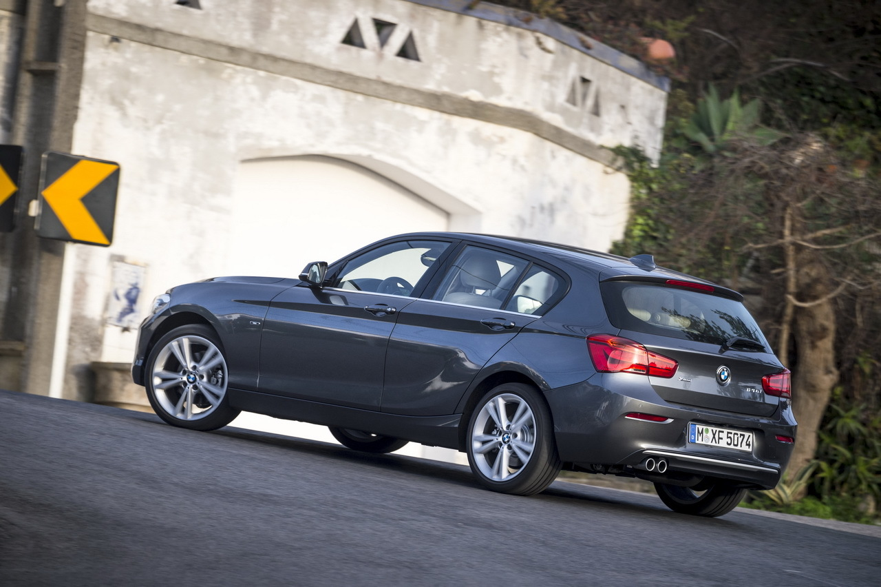 Bmw 120d La Nouvelle S 233 Rie 1 2015 224 L Essai Photo