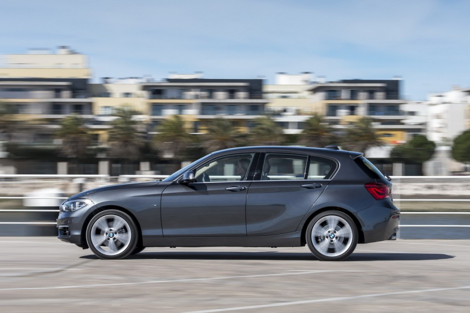 bmw 120d la nouvelle s rie 1 2015 l 39 essai photo 24 l 39 argus. Black Bedroom Furniture Sets. Home Design Ideas
