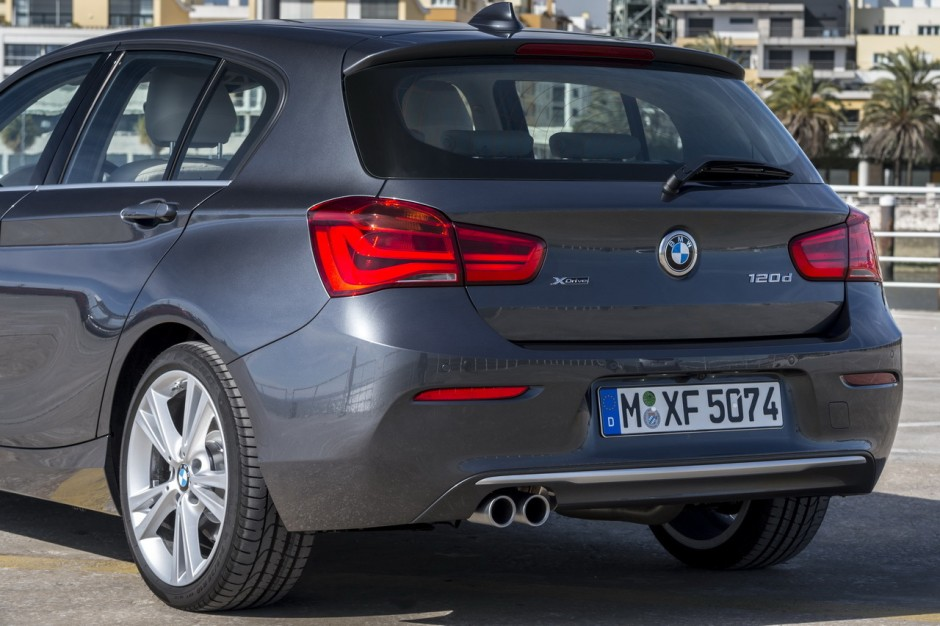 bmw 120d la nouvelle s rie 1 2015 l 39 essai photo 31 l 39 argus. Black Bedroom Furniture Sets. Home Design Ideas