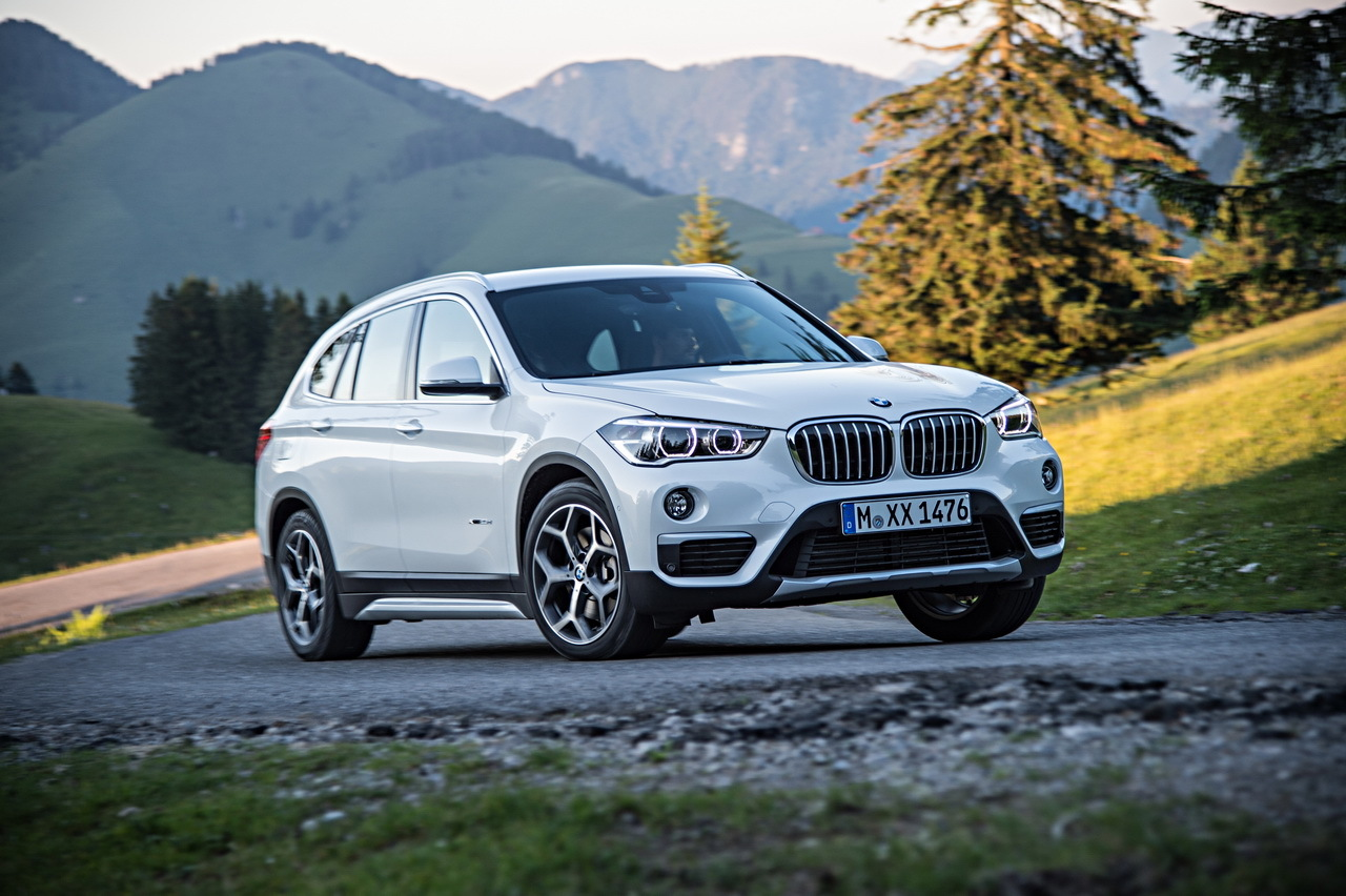 essai bmw x1 2015 test du nouveau crossover chic photo 16 l 39 argus. Black Bedroom Furniture Sets. Home Design Ideas