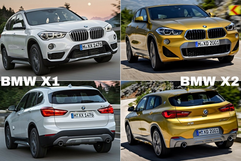 bmw x2 d couvrez le nouveau suv bmw en images photo 4 l 39 argus. Black Bedroom Furniture Sets. Home Design Ideas