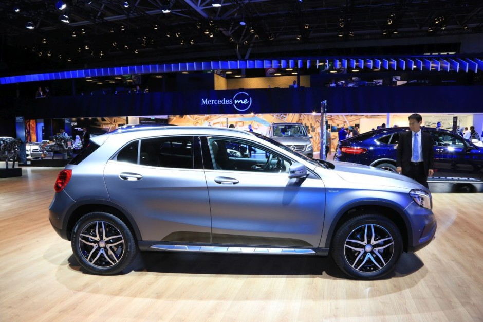 le bmw x2 face aux mercedes gla et range rover evoque photo 30 l 39 argus. Black Bedroom Furniture Sets. Home Design Ideas