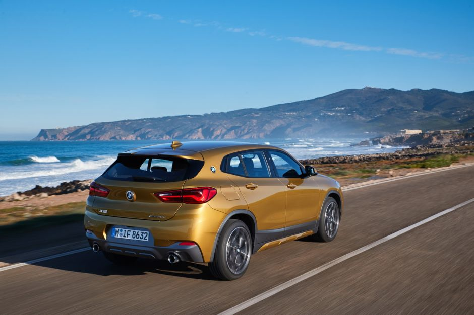 essai bmw x2 20d le test du nouveau x2 m sport x photo 8 l 39 argus. Black Bedroom Furniture Sets. Home Design Ideas
