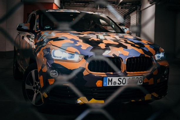 bmw x2 premi res photos du mod le de s rie l 39 argus. Black Bedroom Furniture Sets. Home Design Ideas