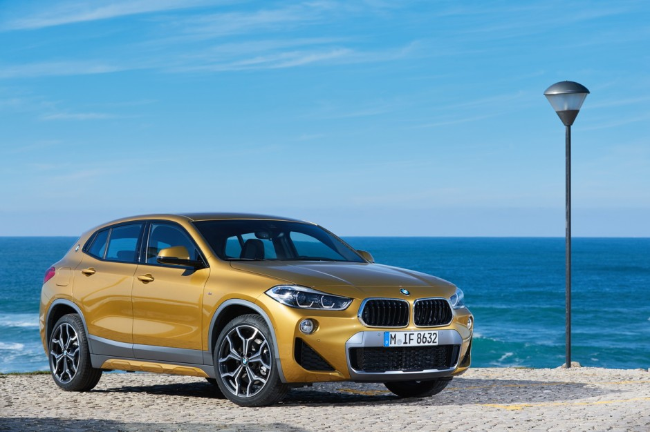 bmw x2 suivez notre essai du nouveau suv sportif photo 2 l 39 argus. Black Bedroom Furniture Sets. Home Design Ideas