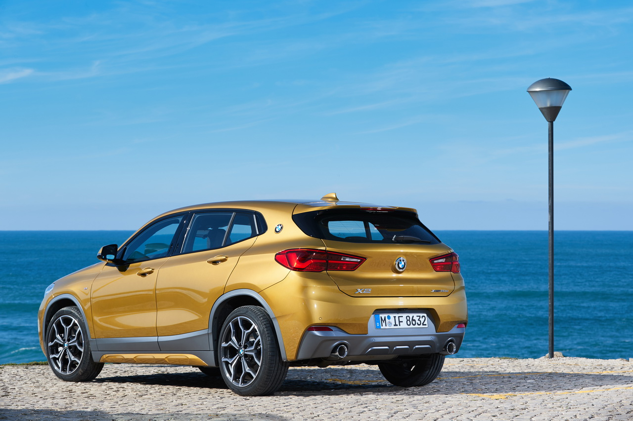 bmw x2 suivez notre essai du nouveau suv sportif photo 3 l 39 argus. Black Bedroom Furniture Sets. Home Design Ideas
