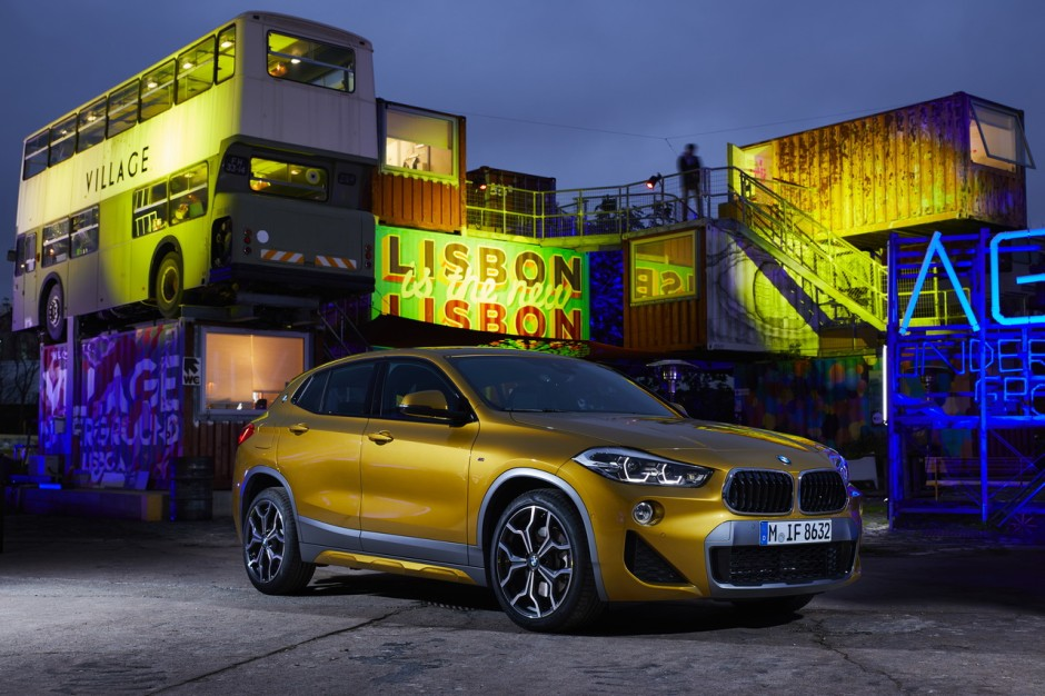 bmw x2 suivez notre essai du nouveau suv sportif photo 10 l 39 argus. Black Bedroom Furniture Sets. Home Design Ideas