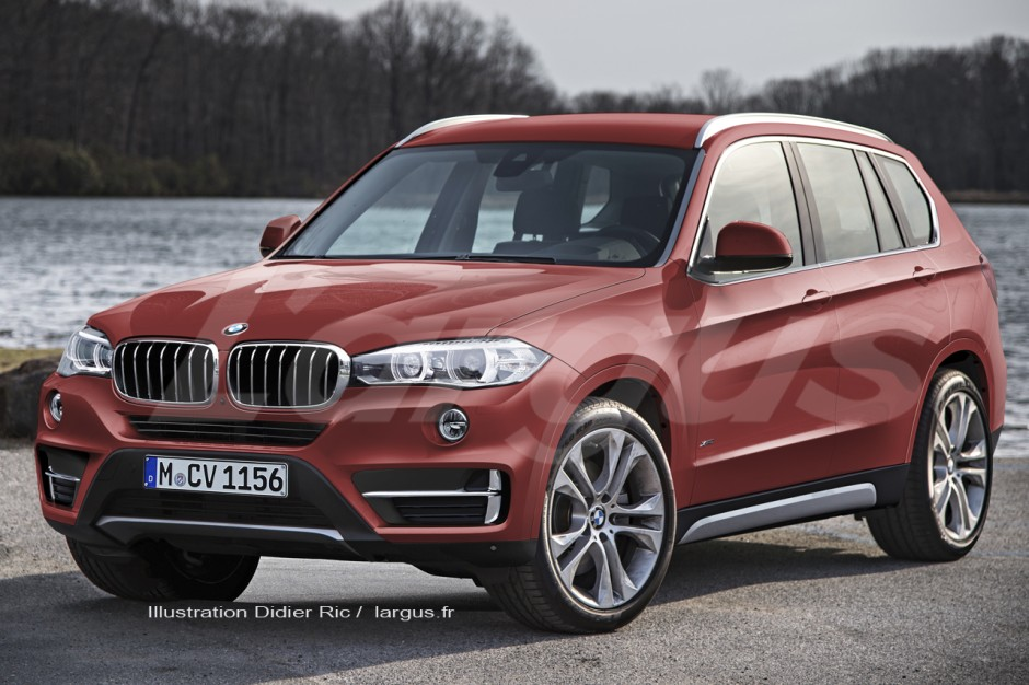 en images les 100 stars de 2017 bmw x3 2017 pr sentation en septembre l 39 argus. Black Bedroom Furniture Sets. Home Design Ideas