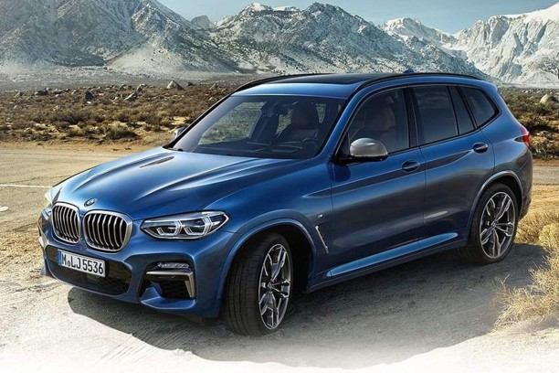 bmw x3 2017 les premi res photos officielles ont fuit l 39 argus. Black Bedroom Furniture Sets. Home Design Ideas