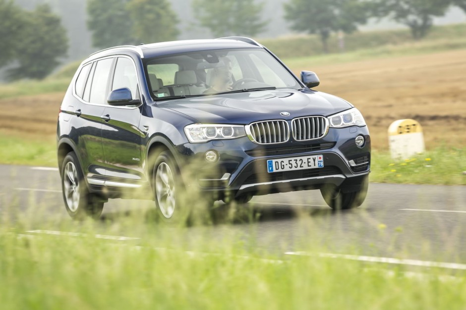 essai bmw x3 20d bva x line de 190 ch retour dans la course 2014 photo 10 l 39 argus. Black Bedroom Furniture Sets. Home Design Ideas