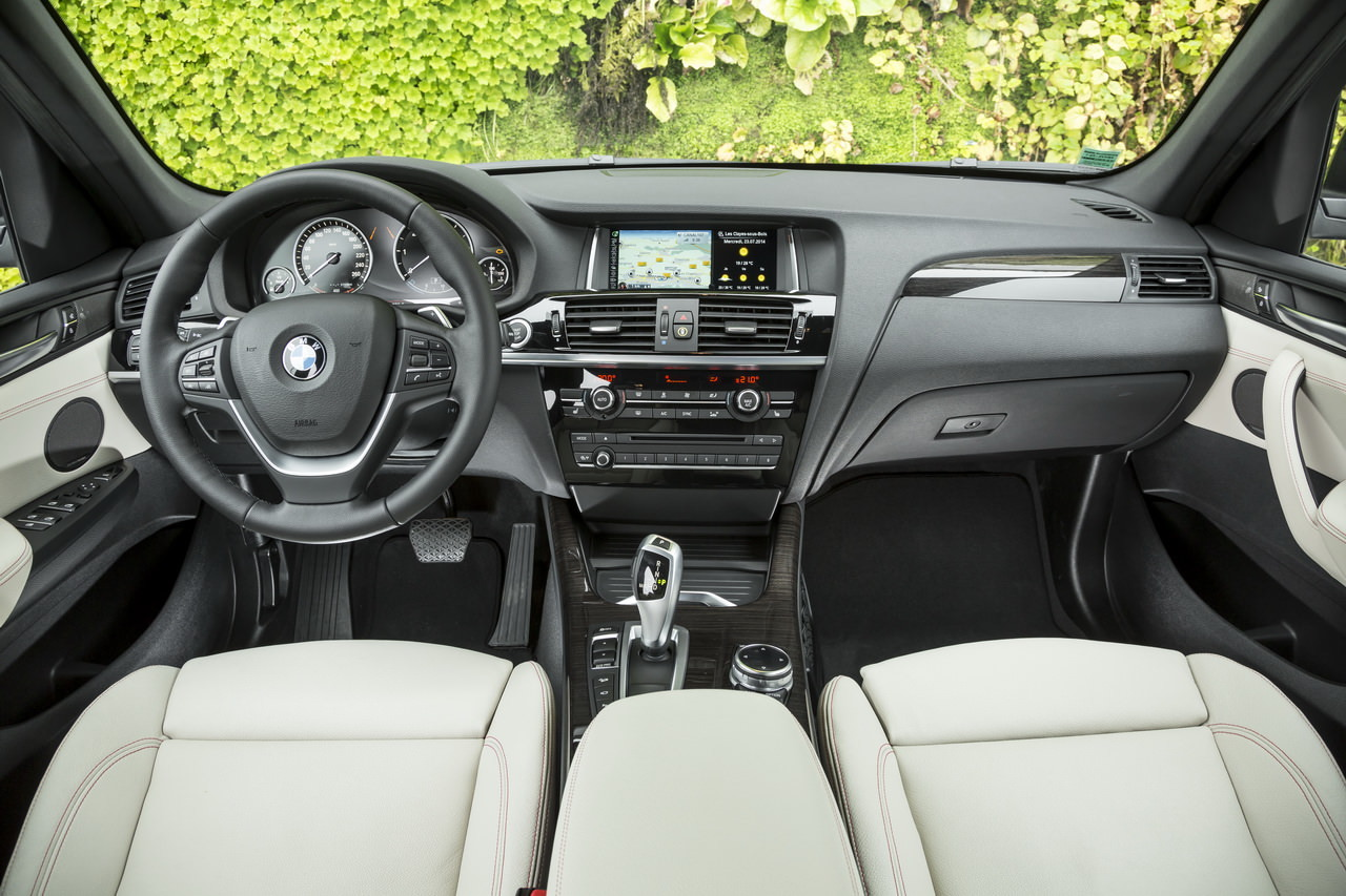 essai bmw x3 20d bva x line de 190 ch retour dans la course 2014 photo 19 l 39 argus. Black Bedroom Furniture Sets. Home Design Ideas