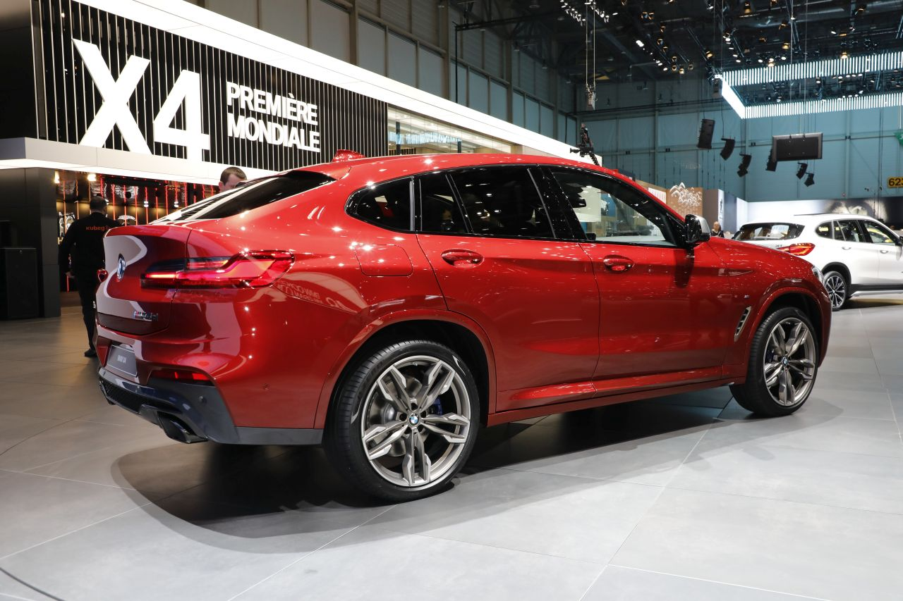 bmw x4 2018 notre avis sur le nouveau x4 gen ve photo 1 l 39 argus. Black Bedroom Furniture Sets. Home Design Ideas
