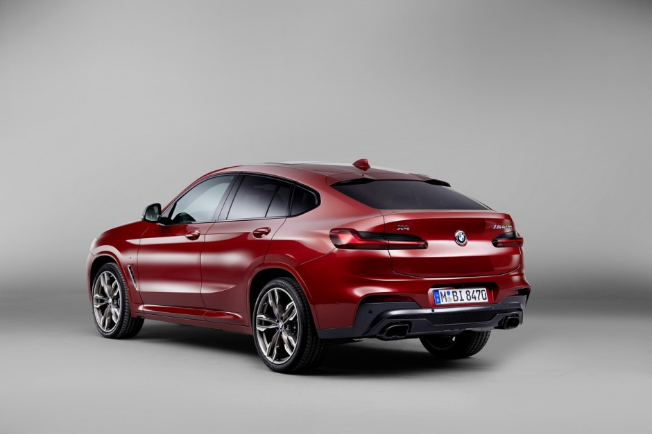bmw x4 2018 tous les d tails du nouveau x4 en images photo 3 l 39 argus. Black Bedroom Furniture Sets. Home Design Ideas