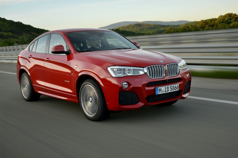 essai du bmw x4 35i 2014 un suv n sous x photo 3 l 39 argus. Black Bedroom Furniture Sets. Home Design Ideas