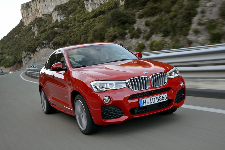 essai du bmw x4 35i 2014 un suv n sous x photo 5 l 39 argus. Black Bedroom Furniture Sets. Home Design Ideas
