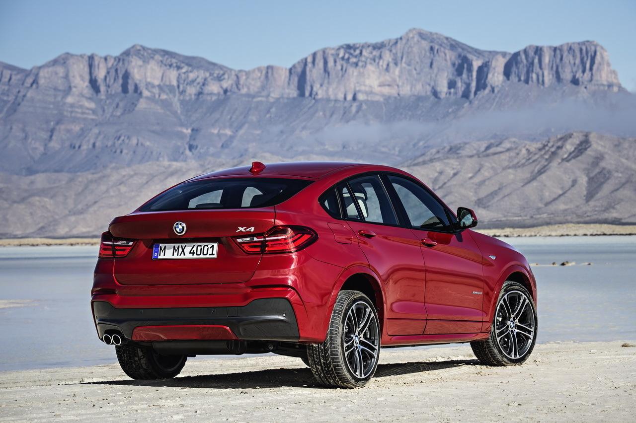 Mercedes GLC Coupé VS BMW X4 : le match des SUV Coupés ...