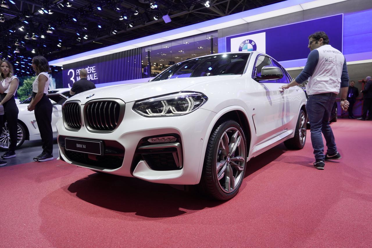 BMW X4 : cachez ce diesel que je ne saurais voir !
