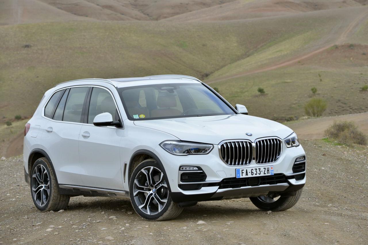 Prix BMW X5: les versions hybride et M50i disponibles