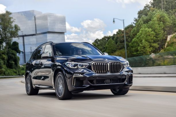 essai bmw x5 2018 notre avis sur le nouveau x5 m50d l 39 argus. Black Bedroom Furniture Sets. Home Design Ideas