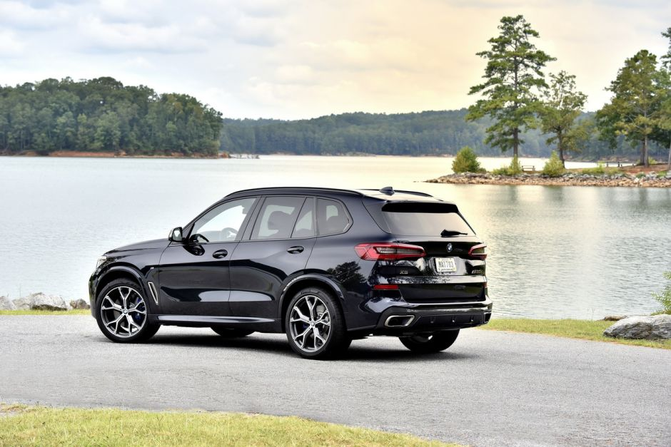 essai bmw x5 2018 notre avis sur le nouveau x5 m50d photo 15 l 39 argus. Black Bedroom Furniture Sets. Home Design Ideas