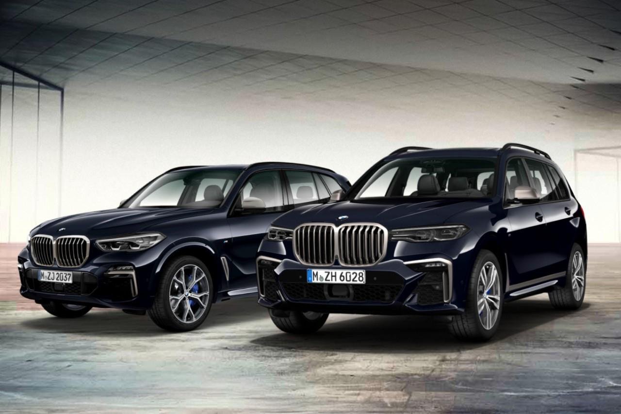 BMW X5 et X7 M50d Final Edition : la fin du diesel de 400 ch