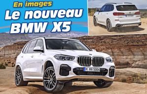 BMW X5 2018 diapo