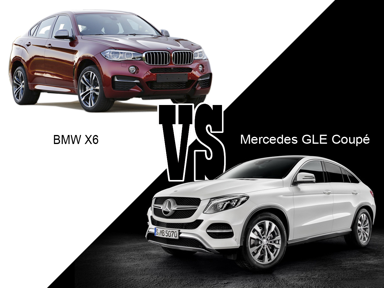 mercedes gle coup vs bmw x6 le match des coup s suv l 39 argus. Black Bedroom Furniture Sets. Home Design Ideas