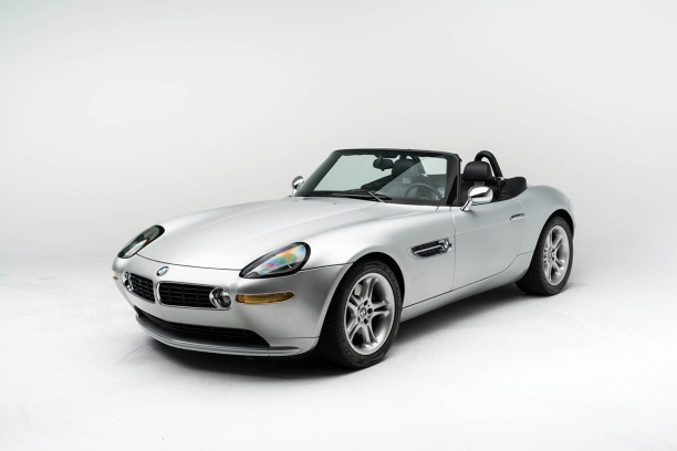 la bmw z8 de steve jobs est vendre l 39 argus. Black Bedroom Furniture Sets. Home Design Ideas