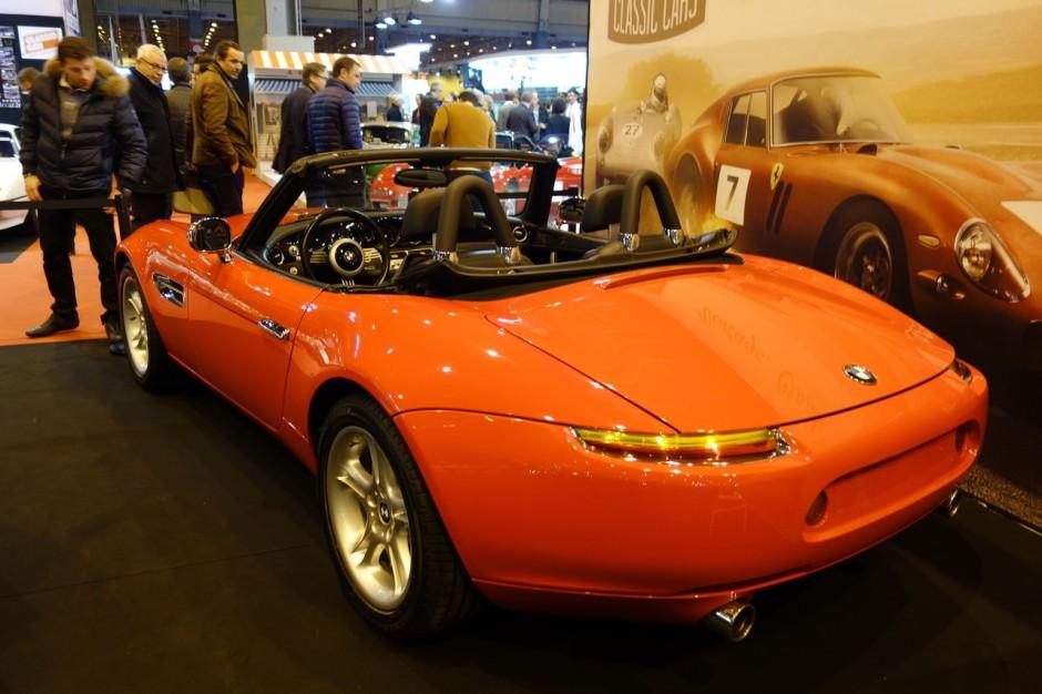 r tromobile 2016 les 20 plus belles voitures du salon en images bmw z8 1999 l 39 argus. Black Bedroom Furniture Sets. Home Design Ideas