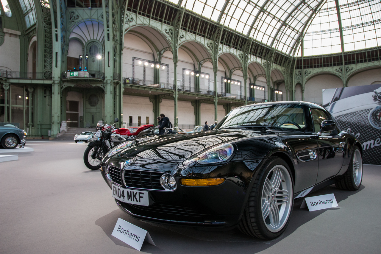 nos images de la vente aux ench res bonhams 2017 au grand palais bmw z8 alpina 2004 l 39 argus. Black Bedroom Furniture Sets. Home Design Ideas