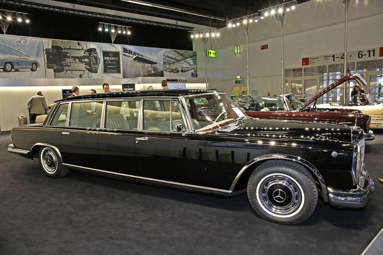 brabus classic d 39 anciennes mercedes benz enti rement refaites neuf photo 9 l 39 argus. Black Bedroom Furniture Sets. Home Design Ideas