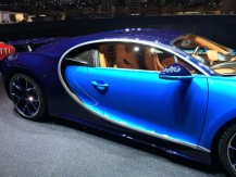 Bugatti chiron la nouvelle chiron se d voile au salon de for Interieur bugatti chiron