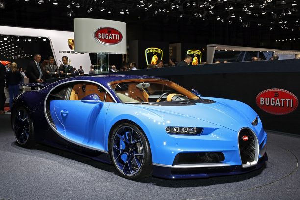 bugatti chiron 0 400 0 km h en moins d 39 une minute l 39 argus. Black Bedroom Furniture Sets. Home Design Ideas