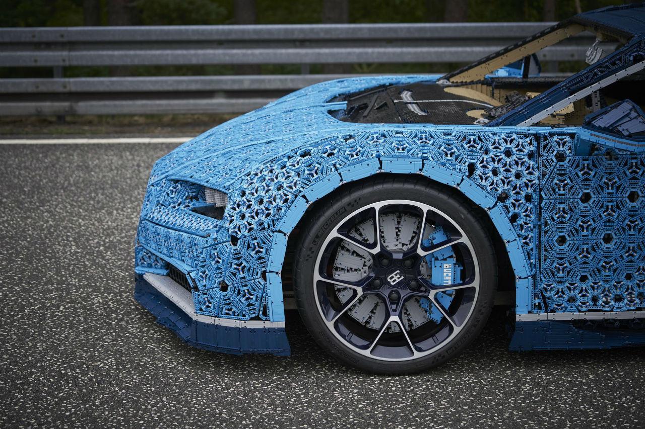 Réplique L'argus Lego ChironUne L'échelle À Bugatti En 1 jqMVpLzSUG