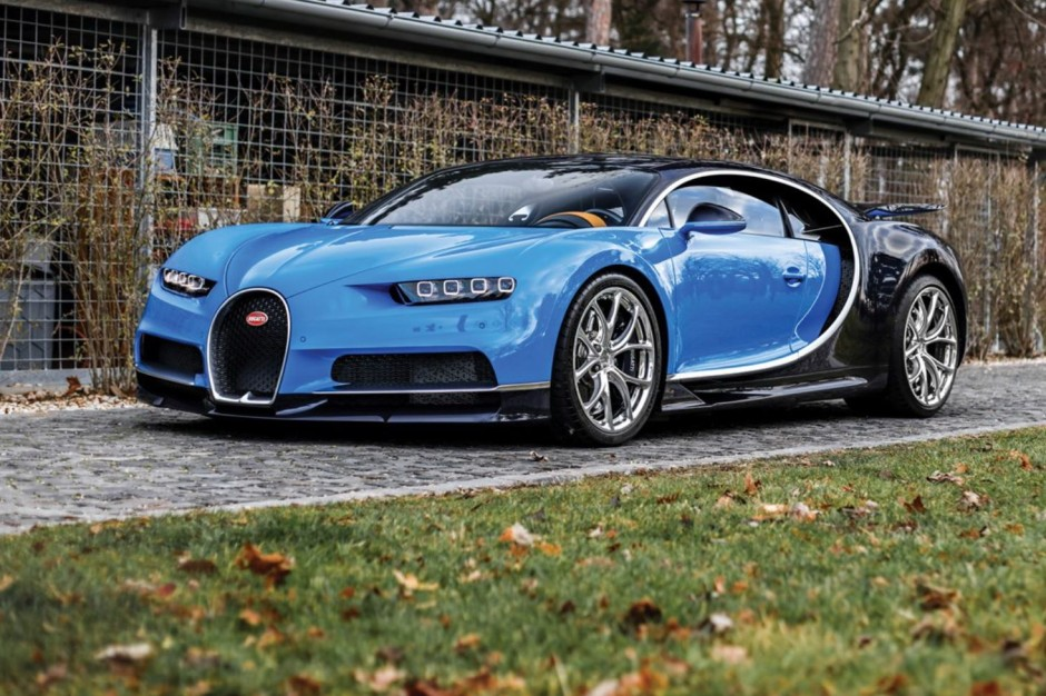rm sotheby 39 s a vendu une bugatti chiron 3 3 millions photo 2 l 39 argus. Black Bedroom Furniture Sets. Home Design Ideas